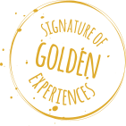 Signature of golden experiences